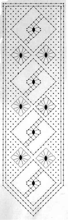 renda de bilros / bobbin lace marcadores / bookmarks                                                                                                                                                                                 Más