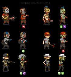 Zombie 2, Cute Games, Call Of Duty, Warfare, Pixel Art, Gifs, Darth Vader, Play, Dark