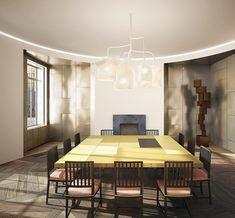 PIERRE YOVANOVITCH - Interior Design