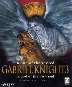 Gabriel Knight 3: Blood of the Sacred, Blood of the Damned (PC) [1999]