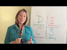 """DISC Model Introduction Series (""""S"""" - Steady Type - Part 4 of 6)..http://www.christiancoachinstitute.com/certified-disc-facilitator/"""