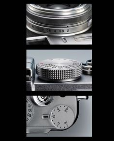 Fuji X100 design story. This one came true