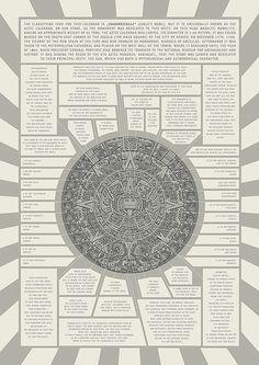 Aztec Calendar Stone by Michæl Paukner, via Flickr