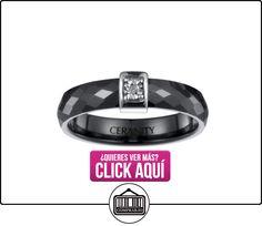 Ceranity - Anillo de plata de ley con diamante (.005), talla 18 (18,47 mm)  ✿ Joyas para mujer - Las mejores ofertas ✿ ▬► Ver oferta: https://comprar.io/goto/B00CZ6JHLU