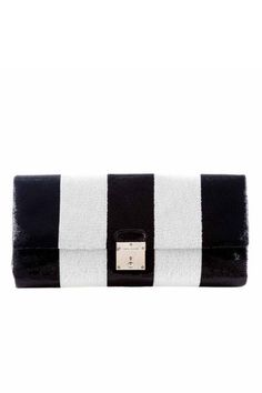 Black & White Trend: clutch