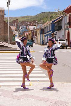 La Candelaria En PUNO - PERU