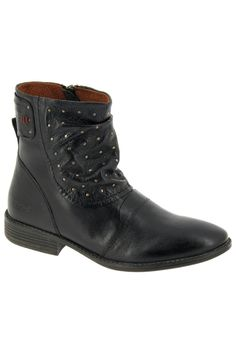 c785206648bdd Bottines fashion kickers noir rolling chaussures femme kickers Chaussures  Confortables