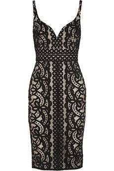 Lover Poppy lace dress
