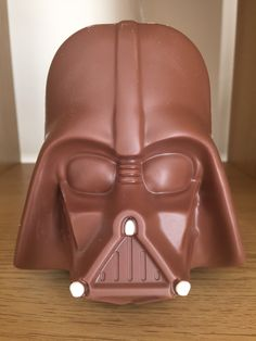 Chocolate Darth Vader almost too cool to eat