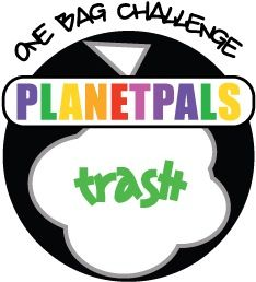 The One Bag Challenge You can do it for #Earthday #moms #dads #treehugger