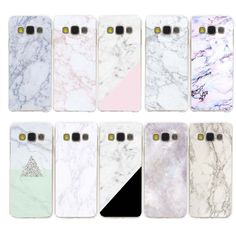 white marble Hard Case Cover for Galaxy Grand 2 Prime Note 2 3 4 5 Cute Pattern, Galaxy Note 8, Exotic Pets, White Marble, A5, Notes, Phone, Slipcovers, Report Cards