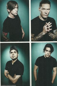 Billy Talent, Music Bands, Cool Bands, My Music, Cute Pictures, Polaroid Film, Rock, Live, Movie Posters