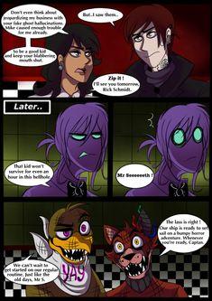Fazbear's Fright Page 11 by Nomidot.deviantart.com on @DeviantArt