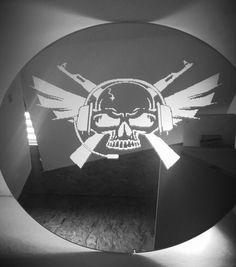 Custom Made Laser Engraved Mirror by ZapsLaser on Etsy