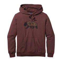 83609f8a6cd Men s Logo Hoodies   Sweatshirts by Patagonia