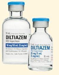 Diltiazem Iv Drip To Oral