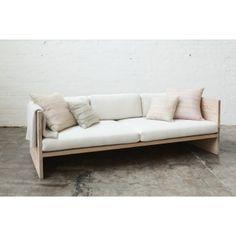 Mark Tuckey Box Daybed Sofa