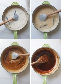 Salty Milk Jam Recipe. I can't wait to try this! :)