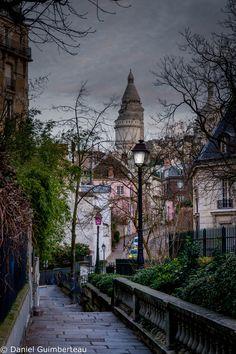Old Montmartre Street | Paris