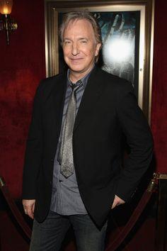 Alan Rickman Photo: Alan Rickman - Harry Potter And The Half-Blood Prince / New York Premiere