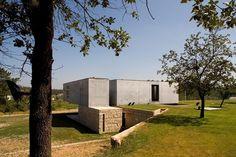 p arquitectos – Portugal. Casa PR - Quinta da Gramela, Pombal
