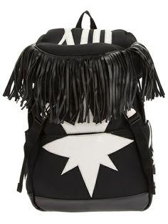 KTZ 'Reflect Tatoo Patch' Backpack #farfetch #wokstore