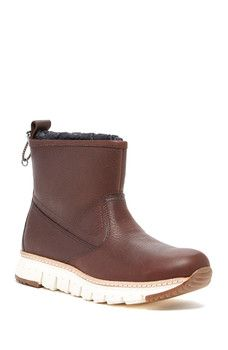 cc09548a682 Cole Haan - Zeroground Pull On Boot Pull On Boots