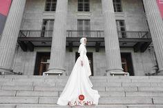 Islamic Bride by LAKSMI - Kebaya Muslimah & Islamic Wedding Service - 026
