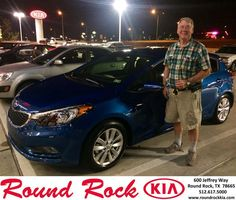 https://flic.kr/p/Gt2Ck3 | #HappyBirthday to Darrell from Ruth Largaespada at Round Rock Kia! | deliverymaxx.com/DealerReviews.aspx?DealerCode=K449