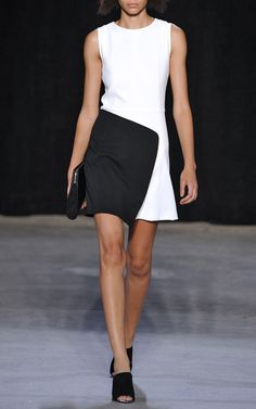 Narciso Rodriguez Spring/Summer 2015 Trunkshow Look 21 on Moda Operandi