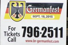 MTM On The Road: 2015 Germanfest in Big Rapids - Northern Michigan's News Leader