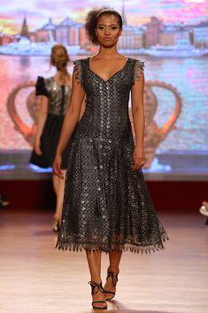 Rochie dantela Nasa, One Shoulder, Formal Dresses, Fashion, Dresses For Formal, Moda, Fashion Styles, Fasion, Gowns