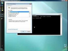Automate Disk Cleanup with Task Scheduler Win XP, Vista, 7