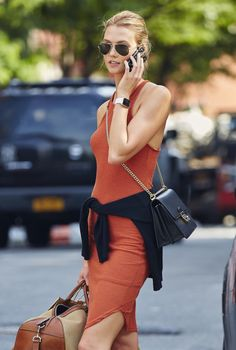Karlie tank dress