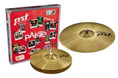 Paiste PST 3 Cymbal Essential Set Only Setup 13-inch/18-inch by Paiste. $139.44. PST 3 cymbals are for casual players, students and all players who want affordable cymbals with Paiste quality and musicality. Bright, clean, powerful with proper functional and musical characteristics.. Save 46%!
