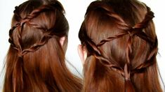 Inspirational medieval hairstyles – transport yourself to the past Modern Hairstyles, Loose Hairstyles, Straight Hairstyles, Braided Hairstyles, Cute Side Braids, Renaissance Hairstyles, Brown Straight Hair, Medium Hair Styles, Long Hair Styles