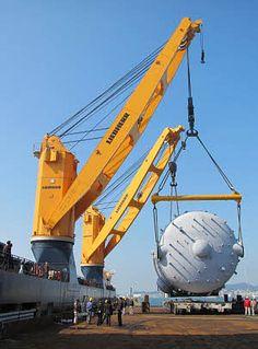 Liebherr CBB 450 - Heavy Lift Cranes