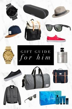 Gift Guide For Him | Twinspiration
