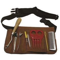 The Karoo Horse Plaiting Kit is the ultimate product for people who plait manes and tails. Containing a selection of essential plaiting accessories that are all held in handy belt bag. http://www.totally-tack.co.uk/p_3424_karoo-horse-plaiting-kit