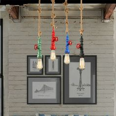 Find More Pendant Lights Information about New Arrival Vintage Water Pipe Pendant Lights Lustres Industrial Pendant Lamps Wrought iron Hanging Lamp light Fixture luminaire,High Quality lamp puzzle,China light table lamp Suppliers, Cheap lamp moon from Zhongshan East Shine Lighting on Aliexpress.com