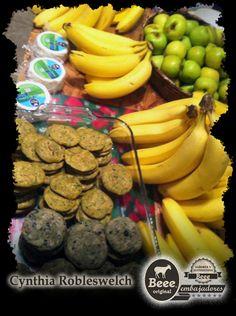 Quesos Beee como patrocinador en el evento Club de la Alimentación entre Fruta y Bocoles. Llevado a cabo el pasado 20 de Septiembre en el Instituto Nezaldi Gracias a nuestra #EmbajadoresBeee Cynthia Robleswelch por liderear este evento.  Pronto compartiremos más fotos.