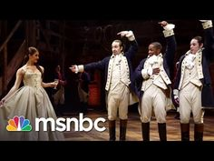 """Hamilton"": A founding father takes to the stage - YouTube"