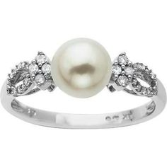 is it weird that i want a pearl wedding ring?