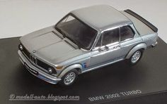 Auto Art BMW 2002 Turbo Scale 1:43 1/43 Decals