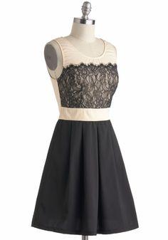 Right Time And Lace Dress | Mod Retro Vintage Dresses | ModCloth.com