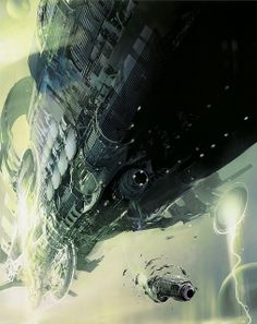 Stephan Martinière - Singularity Sky by myriac, via Flickr | Click through for a larger image