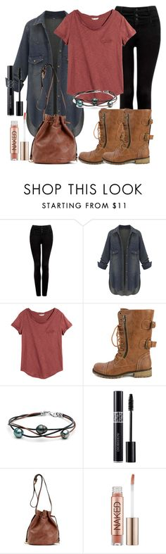 """""""Teen Wolf- Scott Mccall Inspired Outfit"""" by travelerofthenight ❤ liked on Polyvore featuring Forever New, H&M and Urban Decay"""