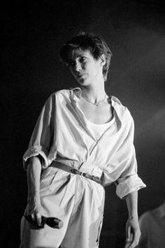 Jane Birkin 1987 | marieclaire