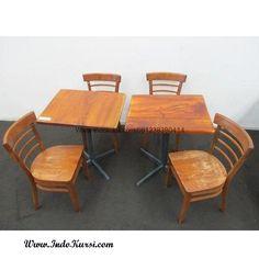 Jual FurnitureKursi Restoran IK SKR-017merupakanmerupakan Produk Mebel Indo Kursi Mebel Jepara dengan desain Meja Cafe Model Minimalis Kaki Besi & Kursi