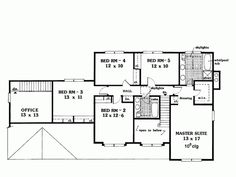 Level 2 - country 5 bedroom